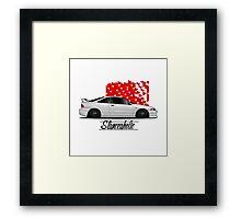 Stanceaholic Framed Print