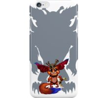 The Other Side of Cute - Gnar! iPhone Case/Skin