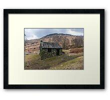 Ashness Bridge Shelter Framed Print