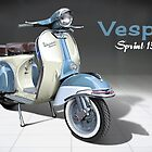 Vespa Sprint 150 by tonynewland