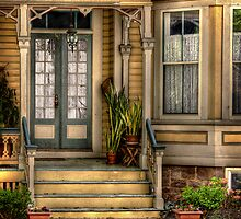 Victorian Detal by Mike  Savad