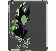 The Dark Witch Maleficent iPad Case/Skin