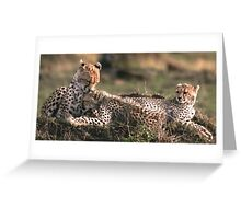 What About Me?! Greeting Card