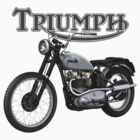 Triumph TR5 Trophy 1949 (The Fonz) by tonynewland