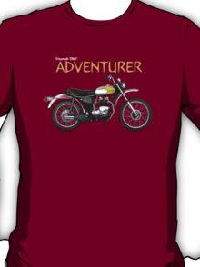 Triumph TR5T Adventurer T-Shirt