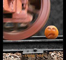 ~  Orange Juice ~ by Karen Gunn