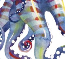 Sea Monster Sticker