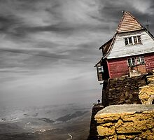 Living on the edge  by thirdiphoto