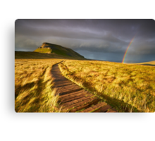Pen Y Ghent II Canvas Print