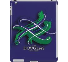 Douglas Tartan Twist iPad Case/Skin