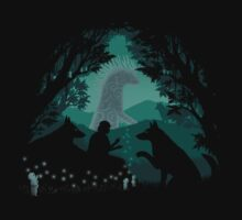 Forest Dwellers by pigboom