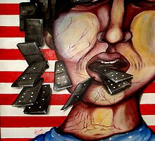 america is fallin like dominoes by helene ruiz