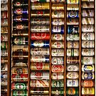 Beer Can collection by Tony  Bazidlo