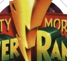 power rangers Sticker