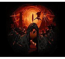 Hobbit nightmare Photographic Print