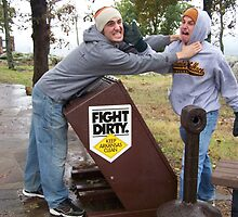 fight dirty by Kathy Petras