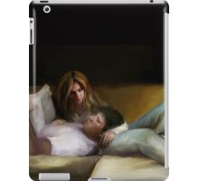 turn the page iPad Case/Skin