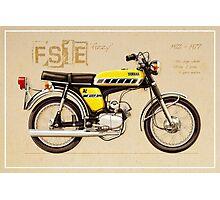 Yamaha FS 50 Photographic Print