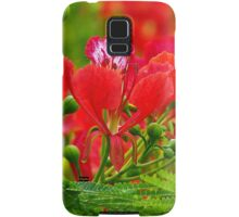 Flamboyant Beauty (Spot) Samsung Galaxy Case/Skin
