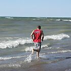 Beach Runner by Brad