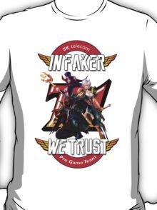 In Faker We Trust T-Shirt