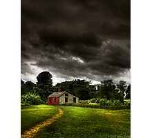 Storms a Comin... Photographic Print