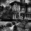 Haunted House by Mike  Savad