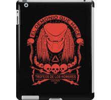 The Skull Collector iPad Case/Skin