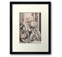Knights of Malta Framed Print