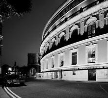 Royal Albert Hall by deejaypow