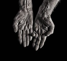 Old Womans Hands by BritishYank