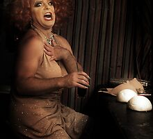 drag queen by reneebrazel