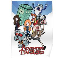 Adventure Time Lord 11 Poster