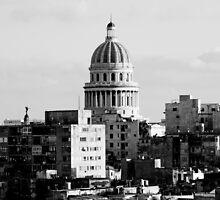 El Capitolio Havana by deejaypow