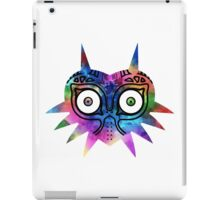 Majora's Mask Color iPad Case/Skin