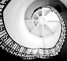 Spiral Stair by deejaypow