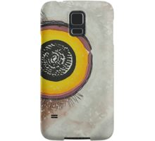 Wise Owl original painting Samsung Galaxy Case/Skin