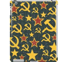 From the USSR with love. iPad Case/Skin