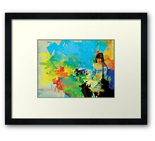 Do.Feelings.Have.Taste? Framed Print