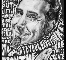 Serj Tankian - System of a Down by KomondoredBlobF