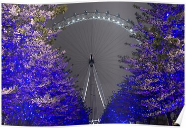 London Eye by Craig Scarr