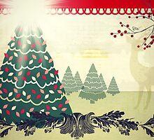 Christmas Trees by kevinbradberry