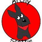 Archy Scottie Scottie Dog by archyscottie