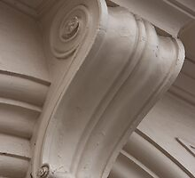 Building detail, University of Ballarat Post Office campus by Karen Gough