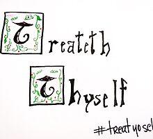 Treateth Thyself by TheRealHorror