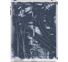 Railroad Style 2 iPad Case/Skin