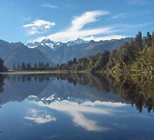 Mirror Lake by Kevin Shannon