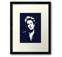 Jeff Buckley Is Eternal Grace Framed Print