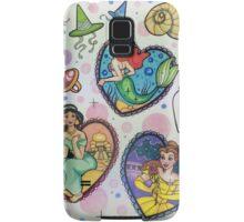 Disney Princesses :) Samsung Galaxy Case/Skin