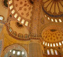 BLUE MOSQUE by louise